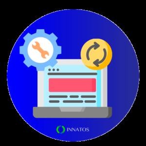 Innatos - Custom CRM or manufacturer CRM- Updates and support