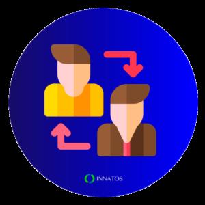 Innatos - 4 formas de CRM para aumentar las ventas - personas