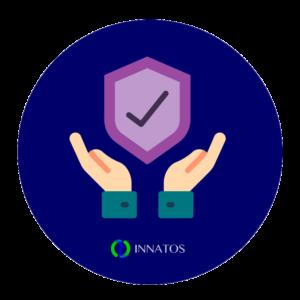 innatos - 4 ventajas de usar software personalizado - escudo