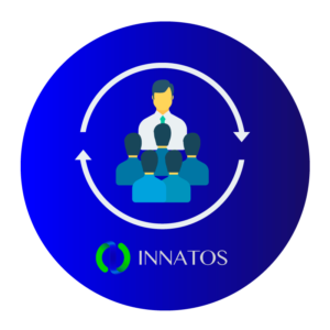 Innatos - 3 Tips to Effectively use a CRM - circle