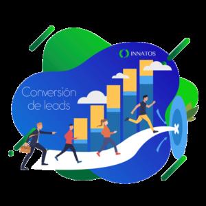 Innatos - ¿Cómo hacer crecer su negocio con CRM? - barra creciendo