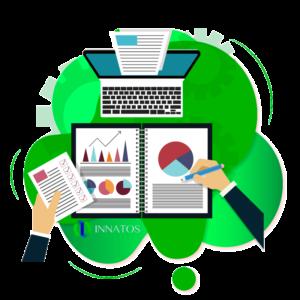 Innatos / ¿Cómo el ERP mejora sus recursos empresariales? / libreta