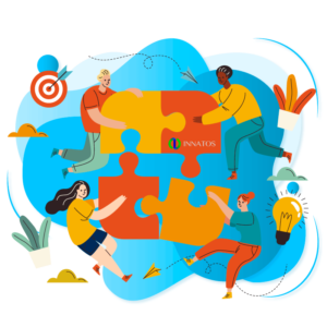 Innatos / ¿Cómo el ERP mejora sus recursos empresariales? / puzzle