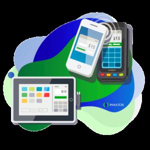 """Innatos - ¿Como el software """"Punto de Venta"""" mejora la experiencia? - celular"""