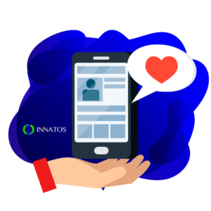 Innatos - Succeed in your CRM project - cellphone