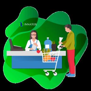 """Innatos - ¿Como """"Punto de Venta"""" mejora el servicio al cliente? - persona"""