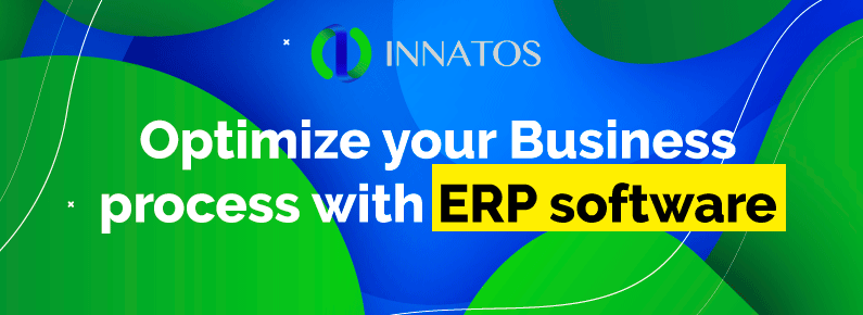 Innatos - Optimize your Business process with ERP software - title