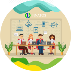 Innatos - What is Business Software? - people in a meeting