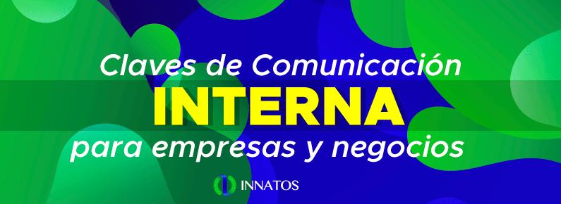 Innatos - claves de comunicación interna - titulo