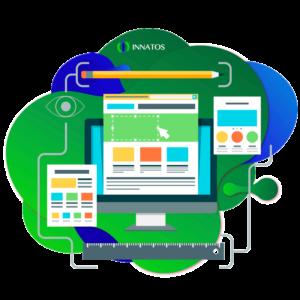 Innatos - ¿Cuánto cuesta el desarrollo de software personalizado? - computadora con sitios web abiertos