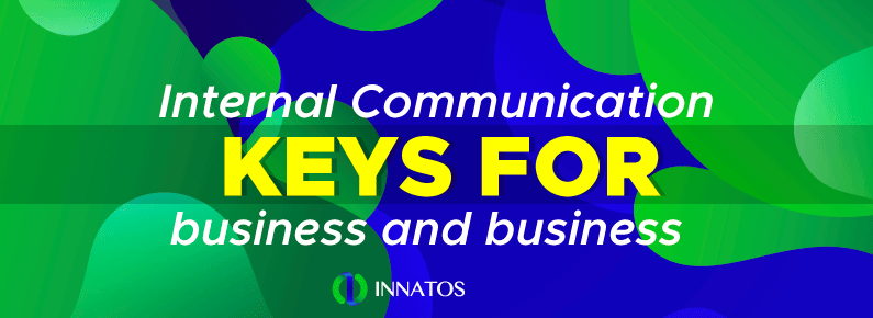 Innatos - keys internal communication - title