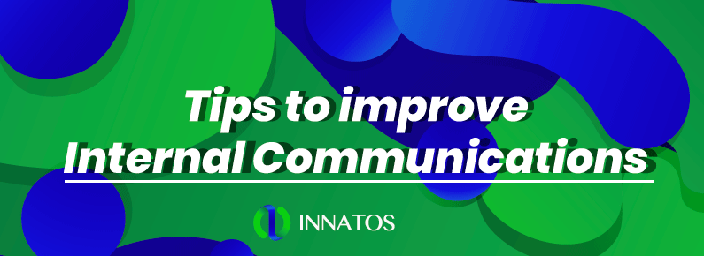 Innatos - Tips to improve Internal Communications - title
