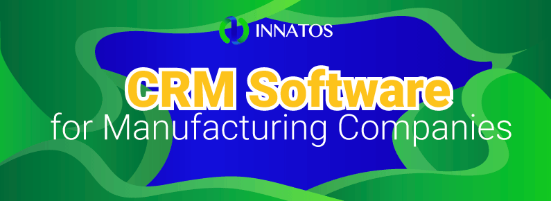 Innatos - CRM software for manufacturing - title