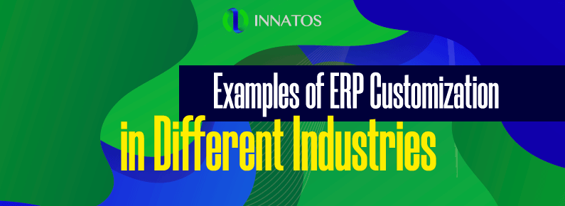 Innatos - Examples of ERP customization - title