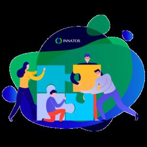 Innatos - ¿Cómo integrar Equipo de Ventas con CRM Personalizado? - invierta en un crm hecho a la medida