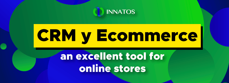 Innatos - CRM and Ecommerce - title