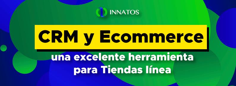 Innatos - CRM y Ecommerce - title