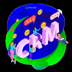 Innatos - Razones para crear un sistema CRM Personalizado -crm