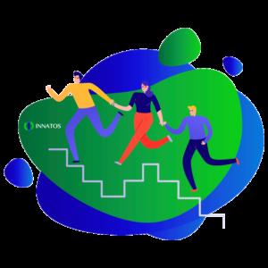 Innatos - Integre su tienda en línea con un servicio de CRM - persona profesional trabajando