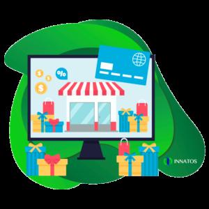 Innatos - CRM y Ecommerce - comercio electronico