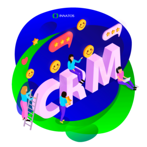 Innatos - Reasons why you should create a Custom CRM System - professional people