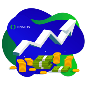 Innatos - flecha con monedas