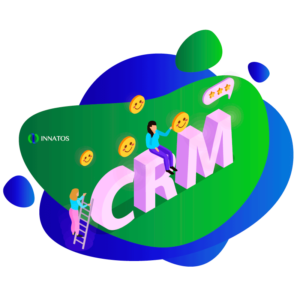 Innatos - Integrate your online store with a CRM service - people working