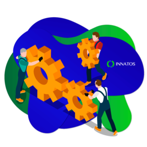 Innatos - tuercas naranjas