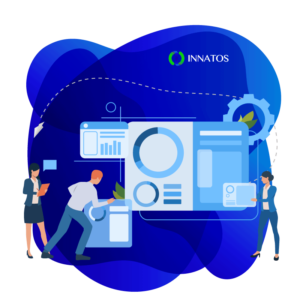 Innatos - Design a personalized point of sale system - people working