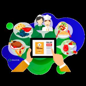 Innatos - ¿Cuanto cuesta un menú digital para restaurantes en México? - una tablet a cada meseo