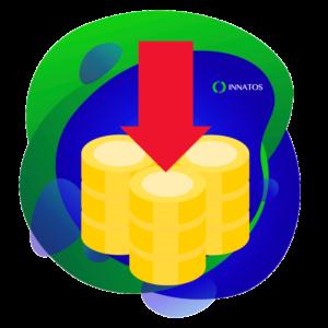 Innatos - Benefits of cloud-based CRM - money