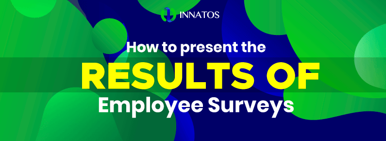Innatos - How to Present the Results of Employee Surveys? - title