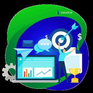 Innatos - Ideas for Using Desktop Wallpaper to Improve Communication - men working