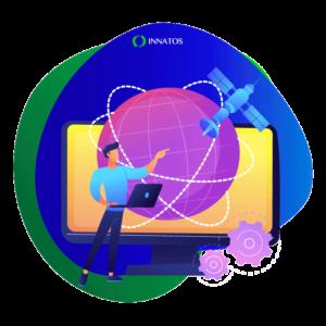Innatos - web design