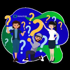 Innatos - Comunicación interna para encuestar a su empresa - preguntas