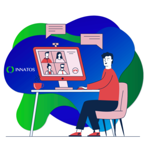 Innatos - How Video Communications Help in the Workplace? - people working