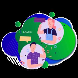 Innatos - Benefits of the DeskAlerts Mobile App - people