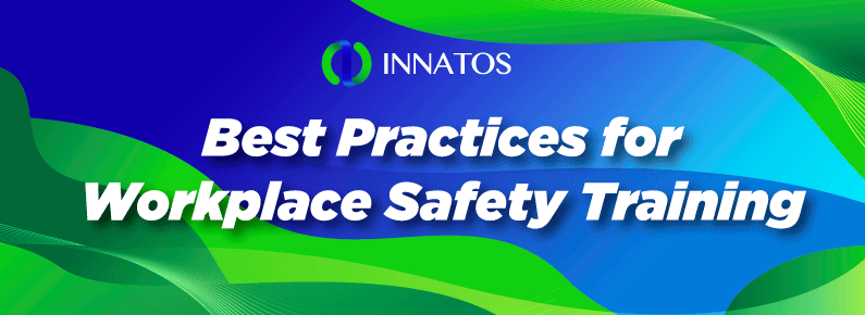 Innatos - Best Practices for Workplace Safety Training- title