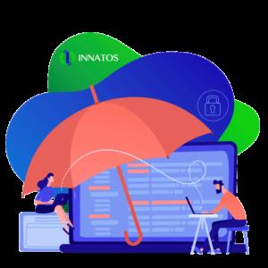 Innatos - person working