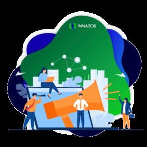 Innatos - Benefits of Lock Screen Employee Communications - people