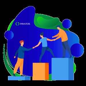 Innatos - Successful Change Management Strategies - person working