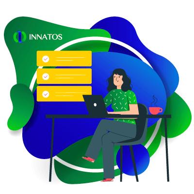 Innatos - Proteja a sus empleados con notificaciones masivas en tiempo real - persona