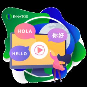 Innatos - Por qué necesita la interfaz multilenguaje de DeskAlerts - persona