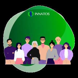 Innatos - soluciones CRM ayudan a las organizaciones persona
