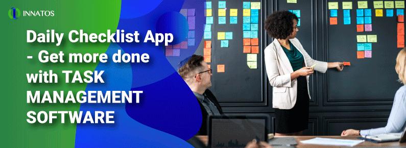 Innatos - Daily Checklist App - banner